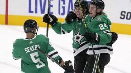 NHL: Sekera si otvoril strelecký účet, Černák s asistenciami