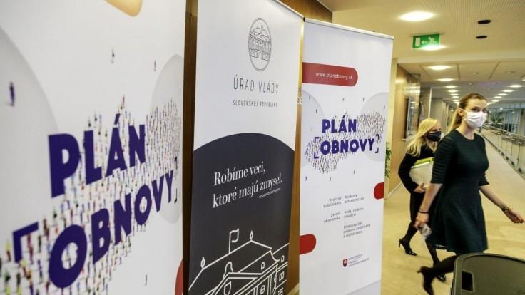 Kvalitu plánu obnovy poznačila chýbajúca diskusia, tvrdia podnikatelia