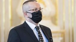 Pčolinský sa vzdal funkcie šéfa Slovenskej informačnej služby