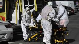 České nemocnice čelia náporu, Maďarsko hlási viac obetí ako Slovensko