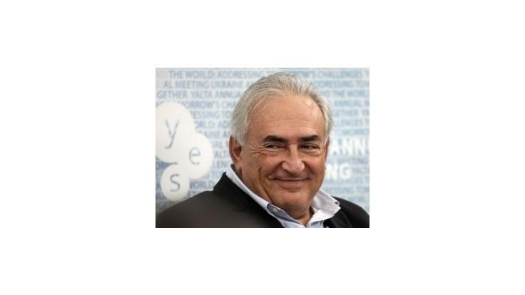 Prokuratúra zastavila vyšetrovanie Straussa-Kahna za znásilnenie