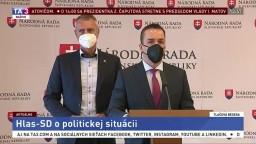 TB R. Rašiho a E. Tomáša o očkovaní a Krajniakovej demisii