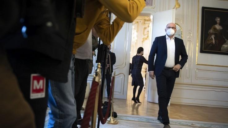 Sulík po stretnutí s prezidentkou: Ak premiér neodstúpi, končíme