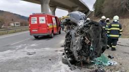 Tragédia na ceste: O život pri nehode prišiel len 28-ročný vodič