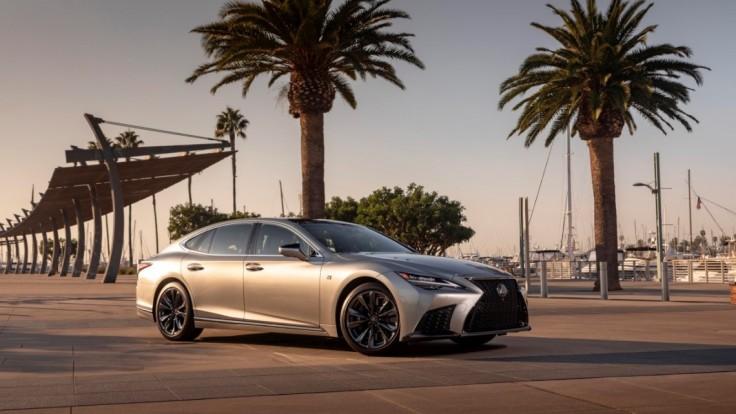 Nový vlajkový sedan Lexus LS prináša nevídaný komfort jazdy vďaka zmyslu značky Lexus pre detail
