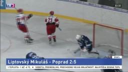 Liptáci prehrali 13. zápas v rade, Detva má isté štvrťfinále