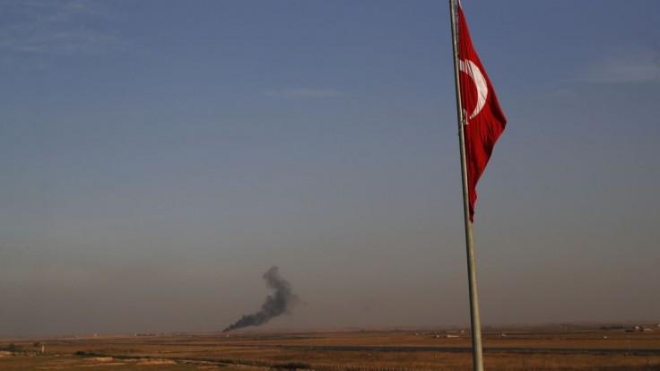 Turecko podniklo prvé nálety v kurdskej zóne po 17 mesiacoch