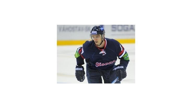 Hudáček zariadil výhru Slovana v Jekaterinburgu, Janus vychytal shutout