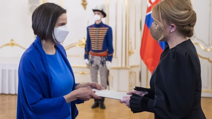 Čaputová prijala Kolíkovej demisiu a poverila dočasnú zástupkyňu