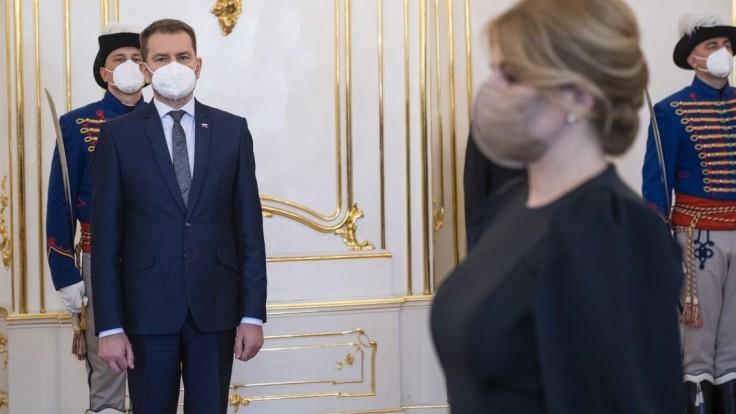 OĽANO reagovalo na prezidentkinu výzvu, aby Matovič odstúpil