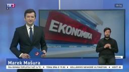 Ekonomické správy z 24. marca