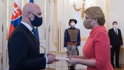 Prezidentka prijala demisie posledných dvoch ministrov zo SaS