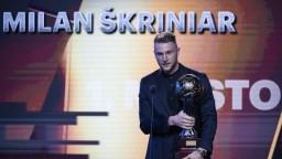 Škriniar je opäť futbalistom roka, ocenili aj Weissa či Strelca