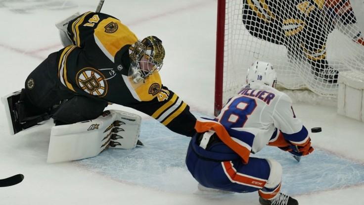 NHL: Halák vystriedal Raska, Zibanejad režíroval triumf Rangers