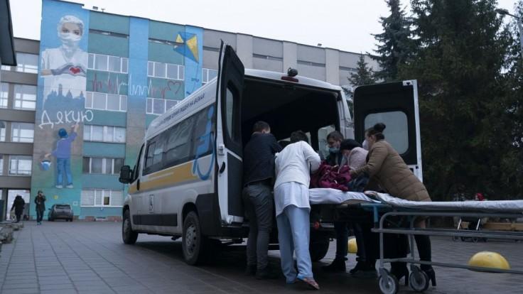 Ukrajina má historické maximum nakazených, sú medzi nimi aj deti