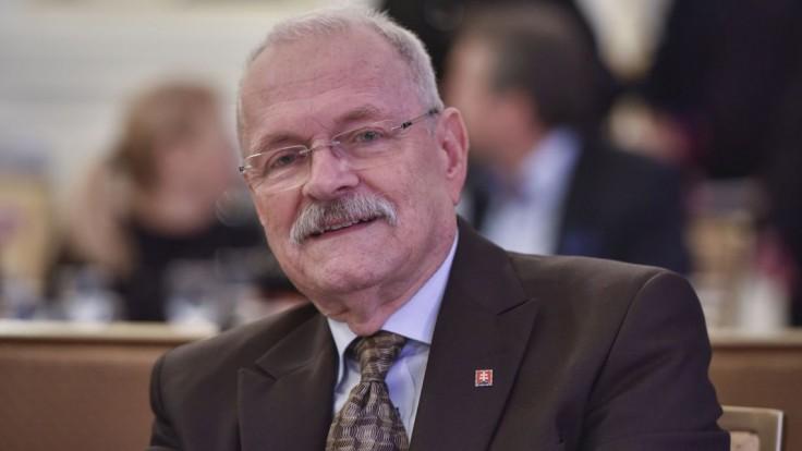 Najdlhšie pôsobiaci slovenský prezident Gašparovič oslavuje 80. narodeniny