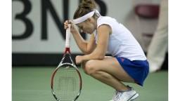 Tenistka Kučová takmer vyradila svetovú jednotku Bartyovú