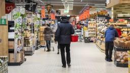 Potraviny v obchodoch zdraželi, Slováci napriek tomu jedia viac