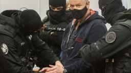 Proces s hrobárom sátorovcov pokračuje, obžalovaný je z piatich vrážd