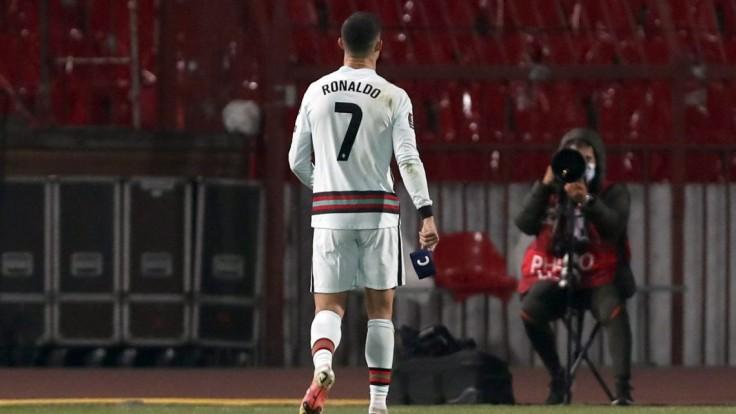 Ronaldo od hnevu zahodil pásku, mohla by pomôcť s liečbou chlapca