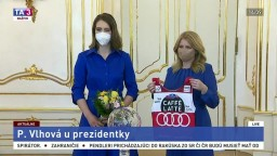 Vyjadrenie prezidentky k Petre Vlhovej, držiteľke krištáľového glóbusu