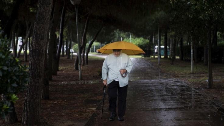 Na Slovensku málo prší, na juhu sú úhrny zrážok rekordne nízke