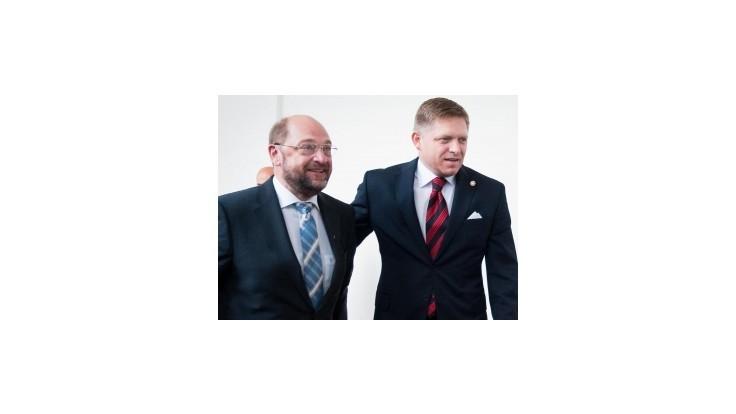 Šéf europarlamentu: Priatelia kohézie musia urobiť kompromisy