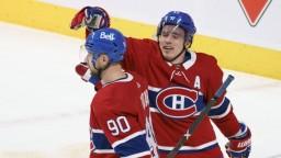NHL: Tatar bol jednou z hviezd zápasu, Halák pochytal 31 striel