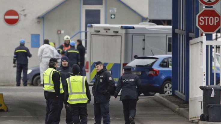 Panika v Prahe, dodávka narazila do aút a zranila viacero ľudí