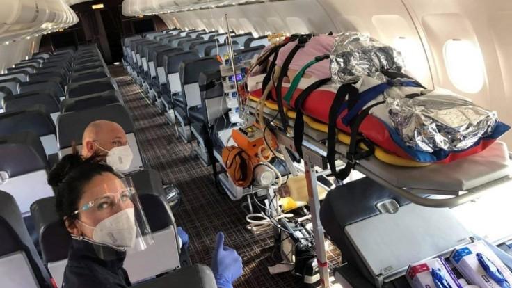 Z nemocnice v Nemecku prepustili Slováka, ktorý sa liečil na COVID-19
