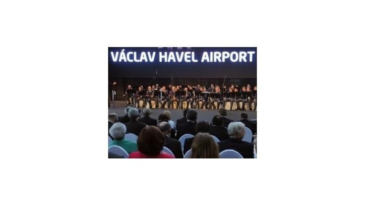 Pražské letisko pomenovali po Václavovi Havlovi