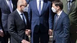 Menej konfliktov, väčší pokoj. Čo čaká Sulík od nového premiéra?