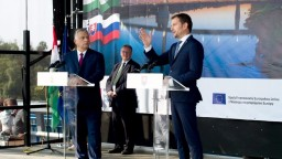 Hegerovi k novej funkcii blahoželal Orbán, Matovičovi ďakoval