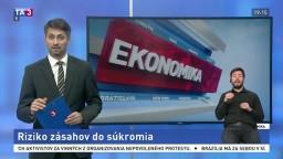 Ekonomické správy z 1. apríla