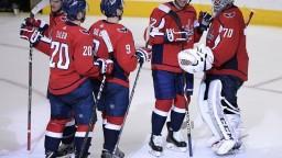NHL: Orlov skóroval 21 sekúnd pred koncom, Capitals uspeli
