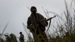 V Donbase stúplo napätie, Ukrajina požiada o sviatočné prímerie