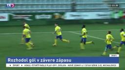 Spartak Trnava sa naďalej zlepšuje, Michalovce zdolali Senicu