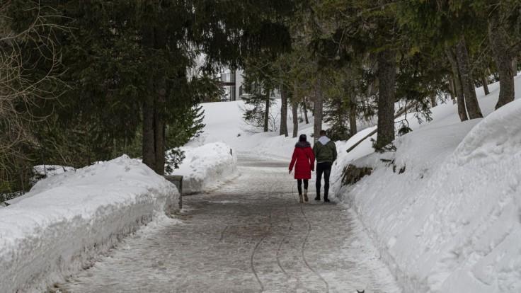 Hory zahalila nová snehová prikrývka. Niekde napadlo až 25 cm