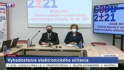 TB predstaviteľov Štatistického úradu o doterajšom elektronickom sčítaní