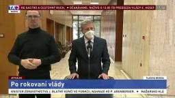 TB ministra zdravotníctva V. Lengvarského aj o vakcíne Sputnik V
