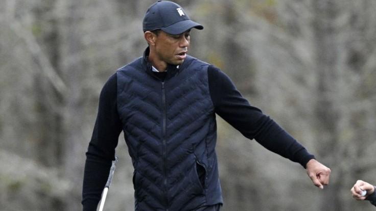 Woods sa zotavuje z ťažkej nehody, vôbec si na ňu nespomína