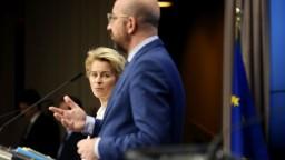 Turecké faux pas pobúrilo Brusel. Šéfka eurokomisie nevedela reagovať