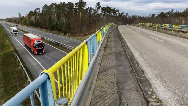 Na jeseň čiastočne uzavrú diaľnicu D2. Plánujú opravy mostov