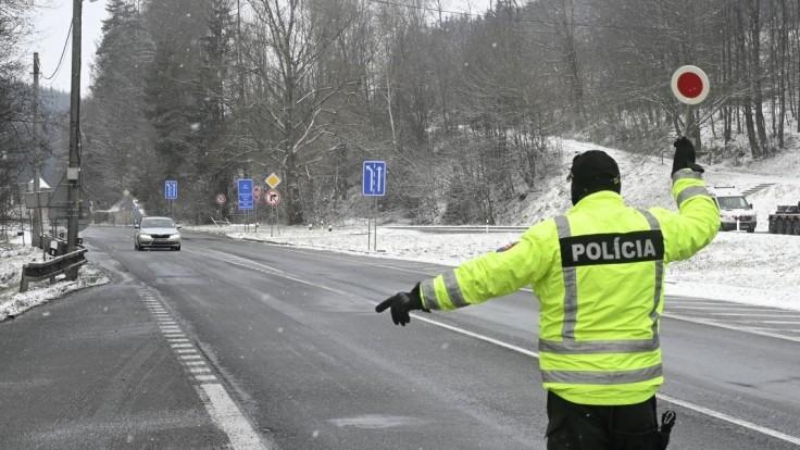 Hraničný priechod s Českom museli uzavrieť, došlo tam k nehode