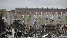 Zvolávajú mimoriadnu schôdzu. Nepokoje v Belfaste pretrvávajú