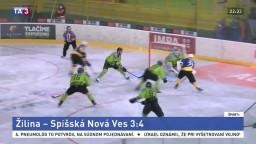 V prvom finále play off SHL uspela Spišská Nová Ves, zdolala Žilinu