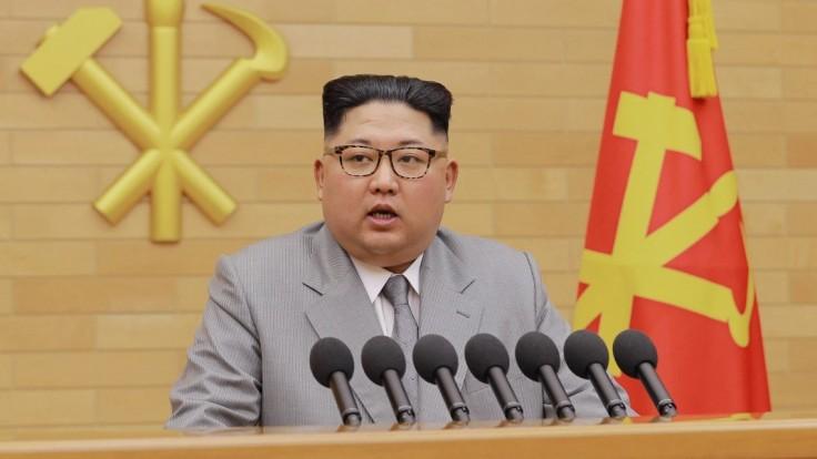 Pripravte sa na krízu, povedal Kim občanom. Hovoril o hladomore