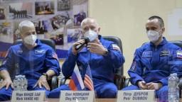 Z Bajkonuru odštartovala raketa, do vesmíru vezie troch ľudí