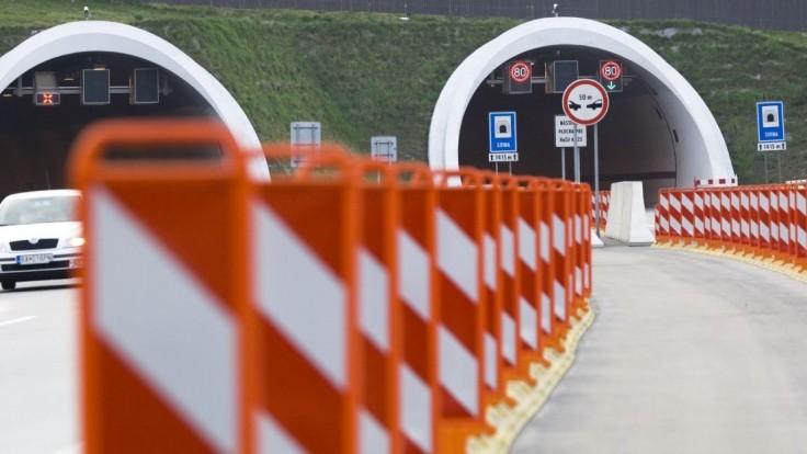 Začína sa jarná údržba tunelov, ten bratislavský na noc uzavrú