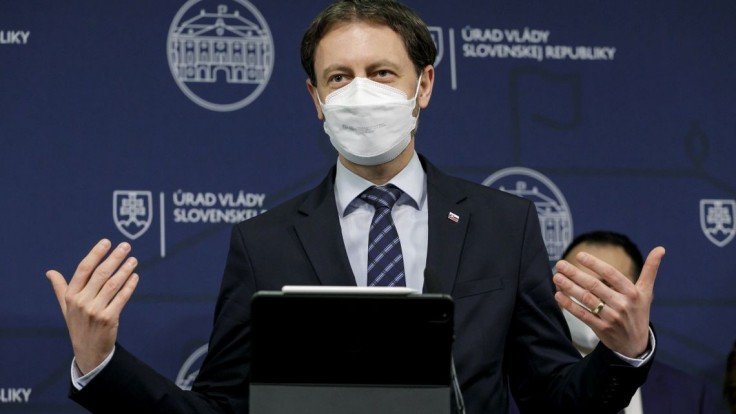 Heger telefonoval s Kurzom, pandémiu vraj prekonáme len spoločne